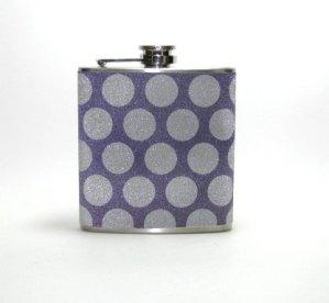 Hip flask (groomsmen gift idea), by readysetgo2370 on etsy.com
