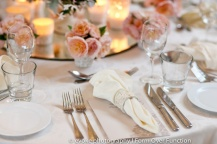 Table setting idea {via polkadotbride.com}
