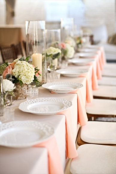 Table setting inspiration {via bridenationmagazine.tumblr.com
