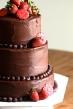 Wedding cake idea {via cakeideasblog.com