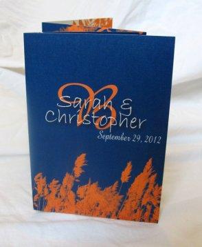Wedding invitation, by gwenmariedesigns on etsy.com