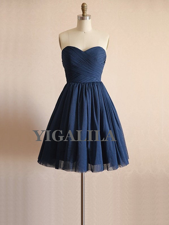Bridesmaid dress by yigalila on the merry bride for Wedding dress on etsy