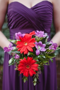 Bridesmaid style idea {via mazelmoments.com}