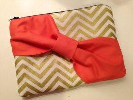 Clutch purse, by NipponEki on etsy.com