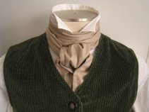 Cravat, by FittingAndProper on etsy.com