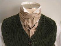 Cravat, by FittingAndProper on etsy.com