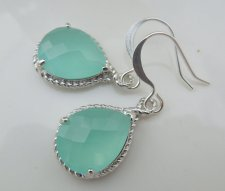 Earrings, by DivineJewel on etsy.com
