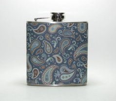 Hipflask (groomsman present), by readysetgo2370 on etsy.com