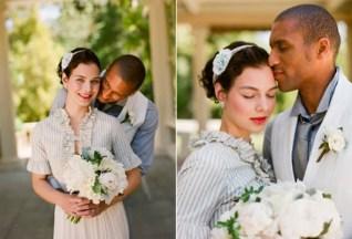 Jane Austen-inspired wedding {via janeaustensworld.wordpress.com}