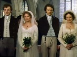 Pride and Prejudice wedding scene