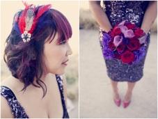 Red and purple wedding {via splendidnorthwest.com}