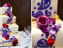 Wedding cake inspiration {via wedding-splendor.com}