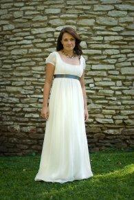 Wedding dress, by RaiAlexander on etsy.com