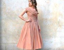 1950s dress, by circa1955vintage on etsy.com