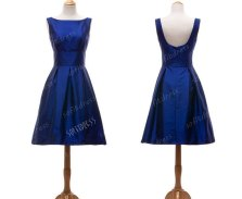 Blue bridesmaid dress, by sofitdress on etsy.com