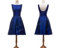 Blue bridesmaid dress, by sofitdress on etsy.com