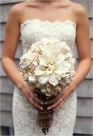 Bouquet idea {via rusticthyme.wordpress.com}
