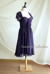 Bridesmaid dress, by autoalive on etsy.com