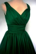 Bridesmaid dress, by elegance50s on etsy.com