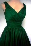 Bridesmaid dress, by elegance50s on etsy.com
