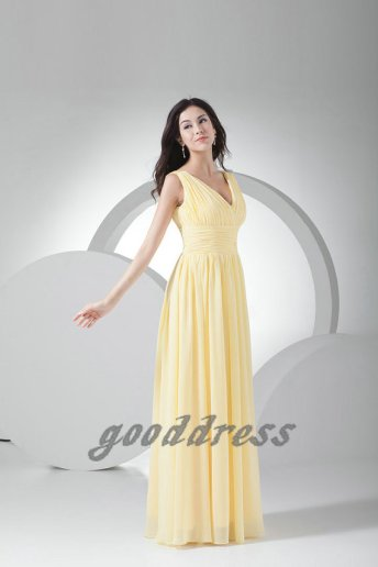 Bridesmaid dress, by gooddress on etsy.com