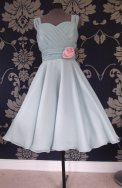 Bridesmaid dress, by VintageBridalbyCarol on etsy.com
