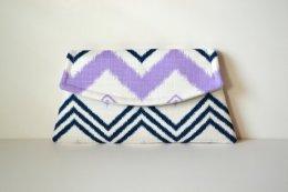 Clutch purse, by MSGFabriCreations on etsy.com