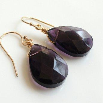 Earrings, by 10west on etsy.com