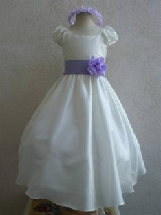 Flower girl dress, by NollaCollection on etsy.com