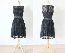 Lace bridesmaid dress, by fitdesign on etsy.com