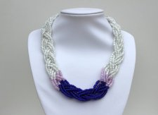 Necklace, by RobjantCouture on etsy.com