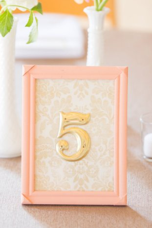Table numbers, by RiverKissWeddings on etsy.com