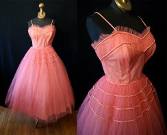 Vintage dress, by wearitagain on etsy.com