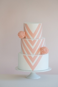 Wedding cake idea {via ericaobrien.com}