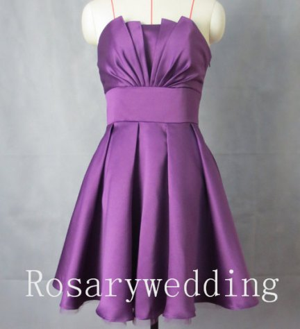 Bridesmaid dress, by rosary11 on etsy.com