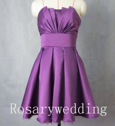 Bridesmaid dress, by rosary11 on etsy.com