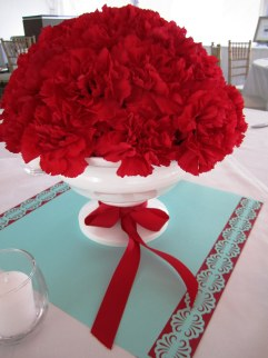 Centrepiece idea {via jefffrenchdesigns.com}
