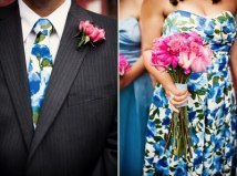 Floral wedding ideas {via bride.net}