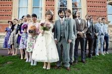 Floral wedding {via ruffledblog.com}