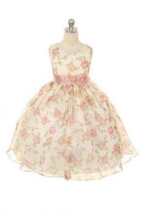 Flower girl dress, by LittleDivasBQ on etsy.com