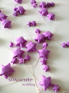 Garland, by xoxocute on etsy.com