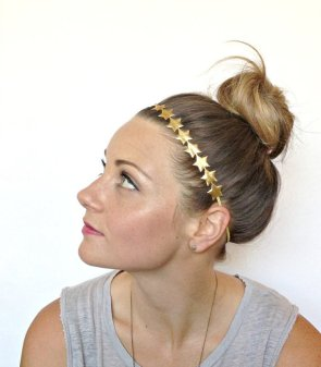 Headband, by littleblueolive on etsy.com