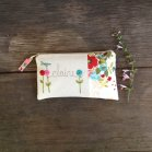 Personalised bridesmaid clutch, by mamableudesigns on etsy.com