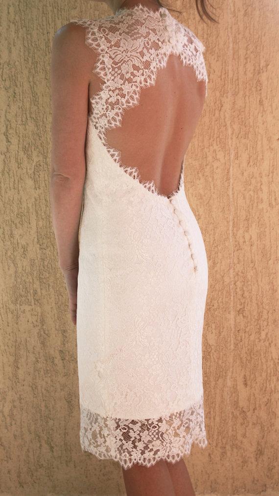 Short wedding dress us275 by polinaivanova on etsy the short wedding dress us275 by polinaivanova on etsy sciox Choice Image
