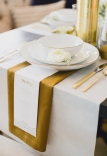 Table setting idea {via brides.com}