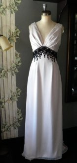 Wedding dress (US$275), by ericasbeadgallery on etsy.com