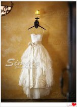Wedding dress (US$276.99), by MsClothes on etsy.com
