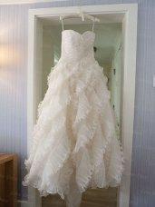 Wedding dress (US$299), by LovePromDress on etsy.com