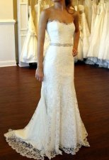 Wedding gown (US$278.99), by MsClothes on etsy.com