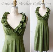 Bridesmaid dress, by AmandaArcher on etsy.com